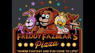 Existe Freddy Fazbear's Pizza?