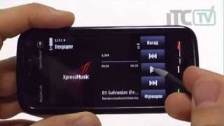Обзор Nokia 5800 Xpress Music