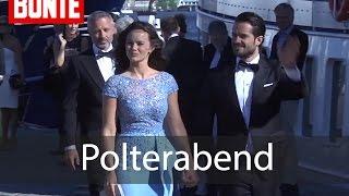 Prinz Carl Philip und Sofia von Schweden: Der Polterabend Backstage - BUNTE TV