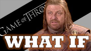 Game of Thrones WHAT IF: Ned Stark REFUSED Robert Baratheon as Hand of King