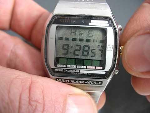 Электронные часы картинки 6