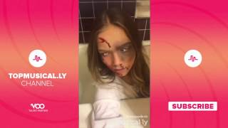 #musicallyHorrorStory - The Best musically Horror Story Compilation | Topmusical.ly