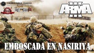 [ArmA 3] Emboscada en Nasiriya - Coop. Gameplay en Español [1080p Ultra Settings] En Directo