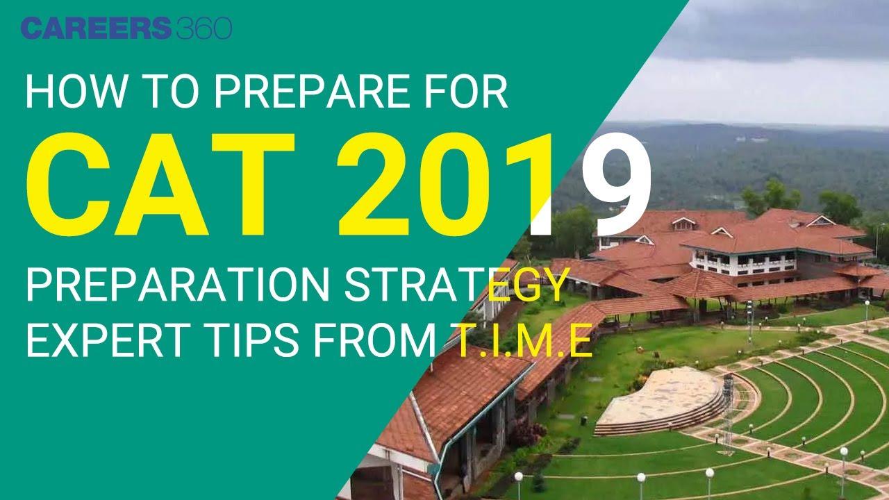 How to Prepare for CAT DI & LR: CAT 2019 Preparation Strategies