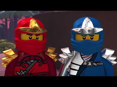 LEGO Ninjago: Spinjitzu Ustaları Sezon 2 Bütün Bölümleri  Türkçe!