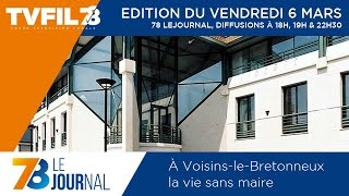 7/8 Le Journal – Edition du vendredi 6 mars 2015