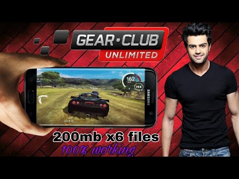 Gear Club Android Highly Compressed In 200mb Only, 100% Working With Proof
