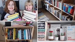 Organising Your Personal Library w/ Rosianna | Booksandquills.