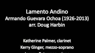 Lamento Andino by Armando Guevara Ochoa