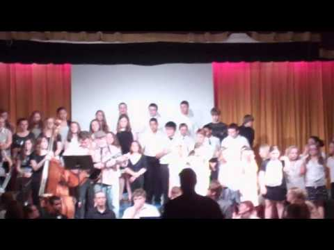 Forever Young by West Valley Central School Combined Choruses