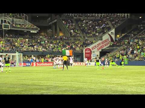 Seattle Sounders 2-1 CD Olimpia