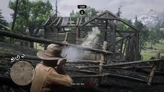 Red Dead Redemption 2 Online |Billy the Kid Mission Easter Egg