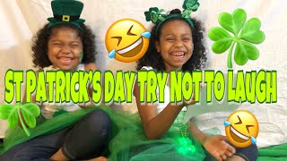 St Patrick's Day Jokes Try Not To Laugh