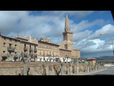 Que ver en Olite, su castillo, parador y enoturismo por la D.O.  Navarra España