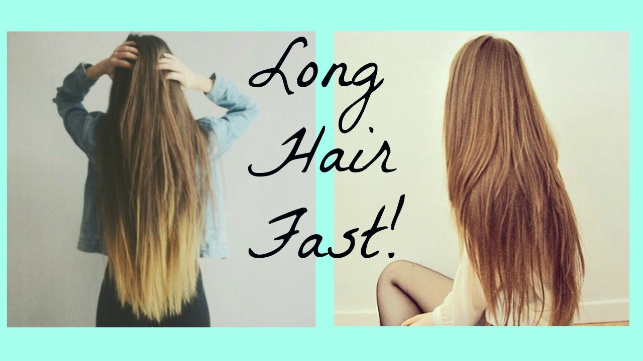f50ad566a7d How to get long hair FAST! Tips + Tricks - YouTube