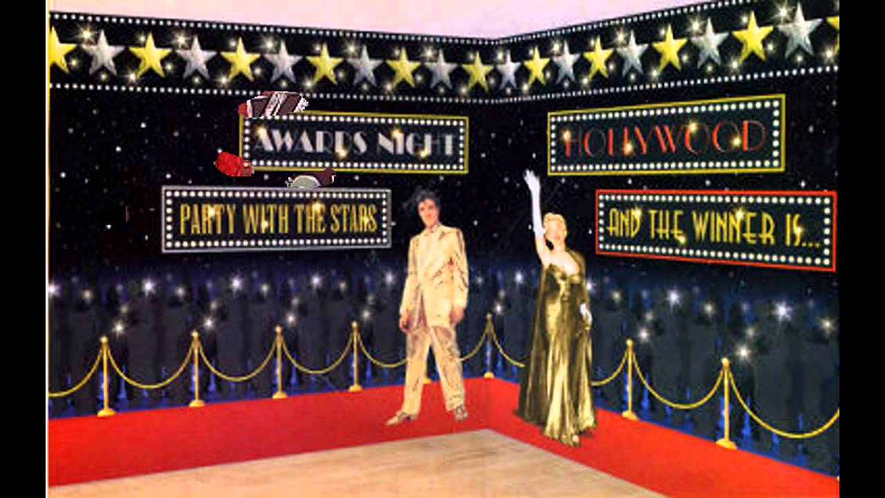 awesome red carpet party decorations - youtube