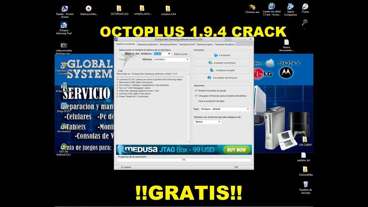 OCTOPUS LG CRACK видео Online - Safetube ru