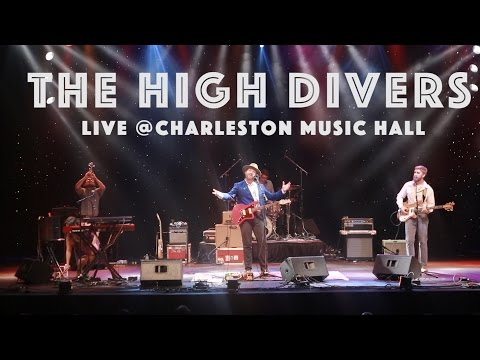 "The High Divers performing ""'Summertime"" Live at Charleston Music Hall"