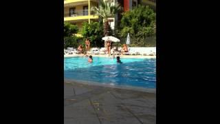 Турция, Анталия, Banana Hotel 4*, бассейн(Бассейн главного корпуса * * * * * * * * * * * * * Читайте мой отзыв о Banana Hotel 4 http://dichoice.ru/2014/05/banana-hotel-4-turciya-alanya-otzyv/..., 2014-05-04T05:51:44.000Z)