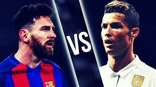 MESSI vs RONALDO - The One vs Im The One  2017 HD