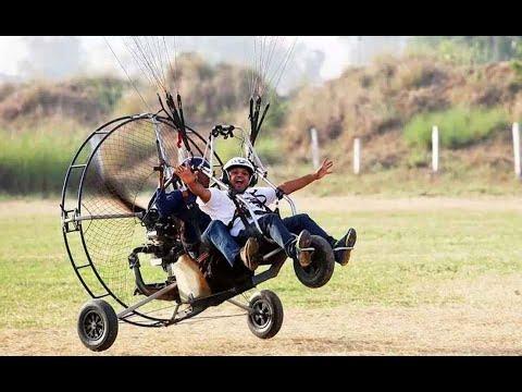 Paramotors Trail #BODOLAND