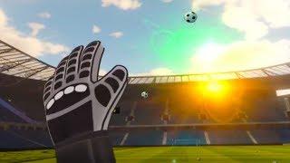 GOALKEEPER VR CHALLENGE - Gameplay Trailer【HTC Vive, Oculus Rift】 SneakyBox