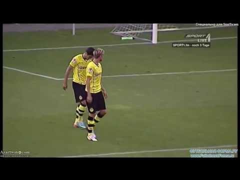 Mkhitaryan Great Goal For Borussia Dortmund Отличный гол Мхитаряна за Боруссию