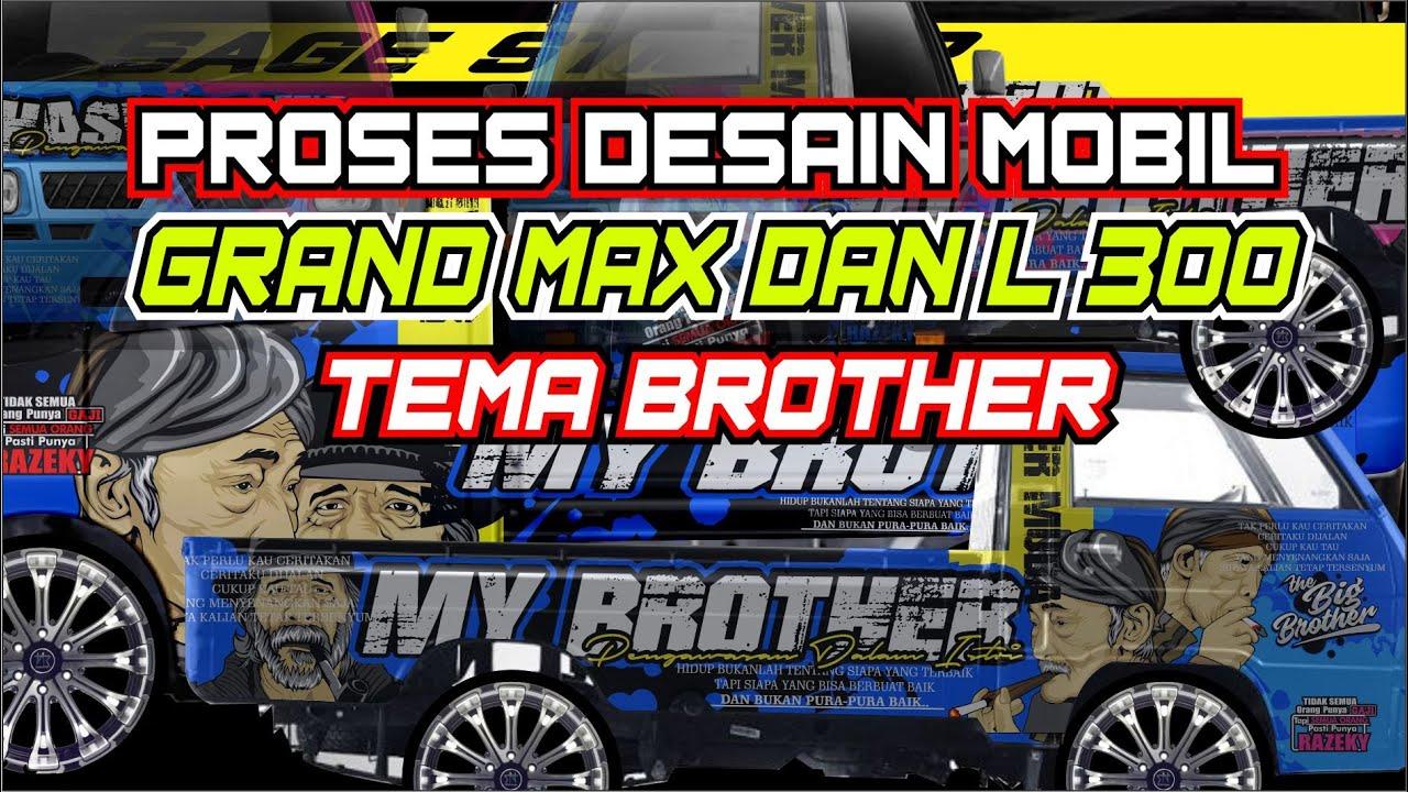 470+ Mod Mobil Grand Max HD Terbaik