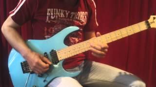 先日、地元のセッションイベントでこの曲を演りました。数年ぶりに練習...