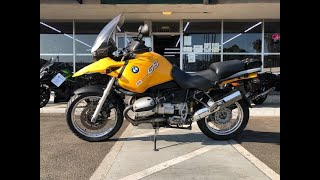 2000 BMW R1150GS ...The CHEAPEST BMW in the Bay Area!!