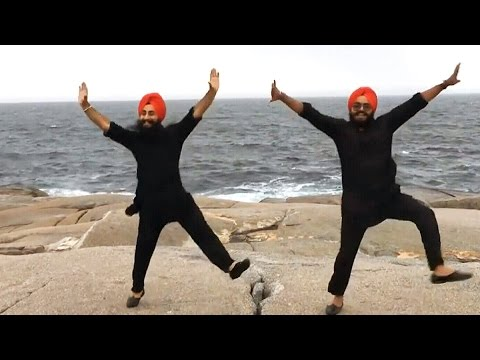 Dancing on the rocks: Peggy's Cove routine goes viral