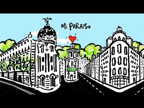 Los Secretos - Mi paraíso (Lyric Video)
