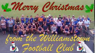 Merry Christmas for the Williamstown Football Club
