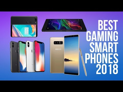 Top Gaming Smartphones 2018   Best Smartphone   Android & IOS Gaming