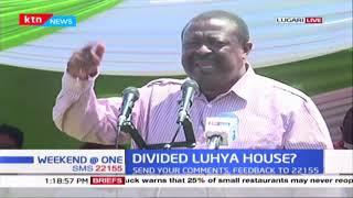 Musalia Mudavadi meets Luhya elders in Lugari in a bid to foster Luhya unity