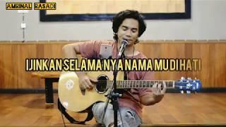 Download Lagu Izinkan Selamanya Namamu Di Hati - EYE [ Live  Cover Amrinal Rasadi ] mp3