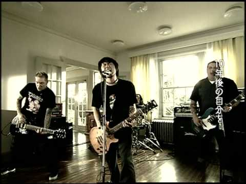 Ken Yokoyama-Ten Years From Now(OFFICIAL VIDEO)