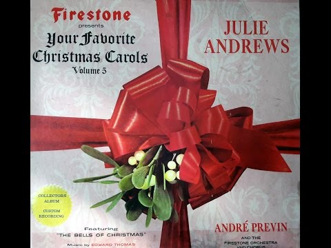 Julie Andrews - Your favorite Christmas Carols Vol 5