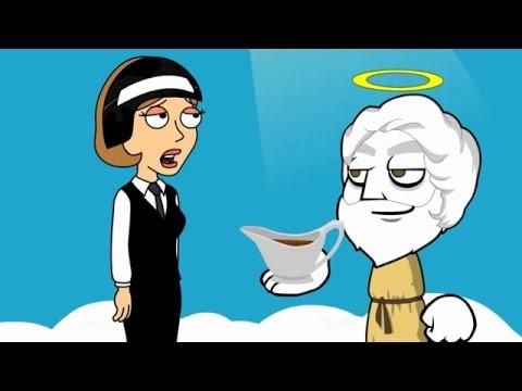 Los Mejores Chistes De Monjas Las Monjas Van Al Cielo Youtube