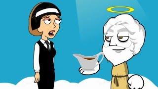 Las monjas van a cielo - Los mejores chistes