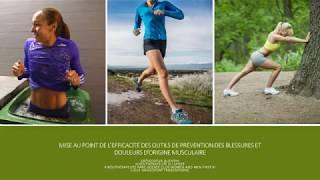 Prévention des blessures et douleurs d'origine musculaire (DOMs).