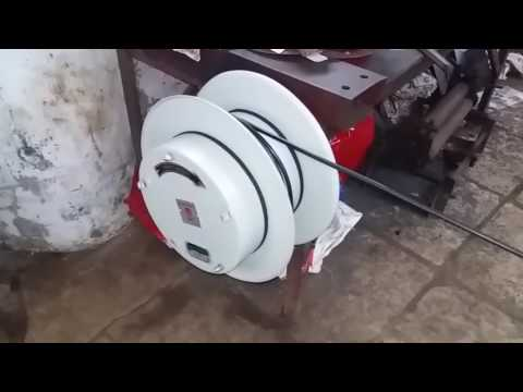 Cable Reeling Drums CRD by Cranetech Equipments, Mumbai