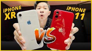 NÊN MUA iPHONE XR HAY CỐ THÊM 3 TRIỆU MUA iPHONE 11????