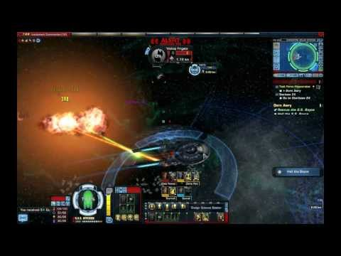 Star Trek Online Ep.  #9: Goin After Task Force Hippocrates
