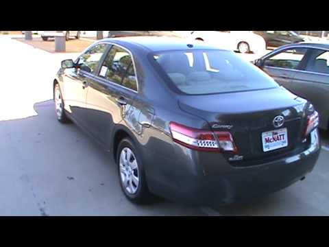2010 Toyota Camry Le Vs 2010 Honda Accord Lx Competetive