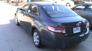2010 Toyota Camry LE Vs 2010 Honda Accord LX Competetive Comparison