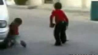 kid owns himself