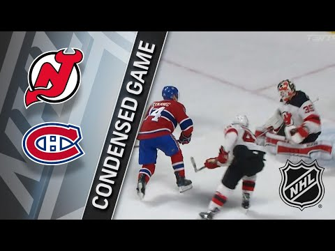 12/14/17 Condensed Game: Devils @ Canadiens