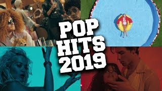 Top 50 Pop Hits of July 2019