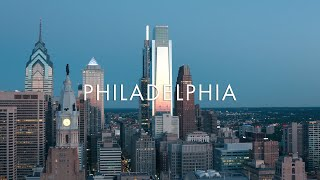 A City of Brotherly Love: Philadelphia